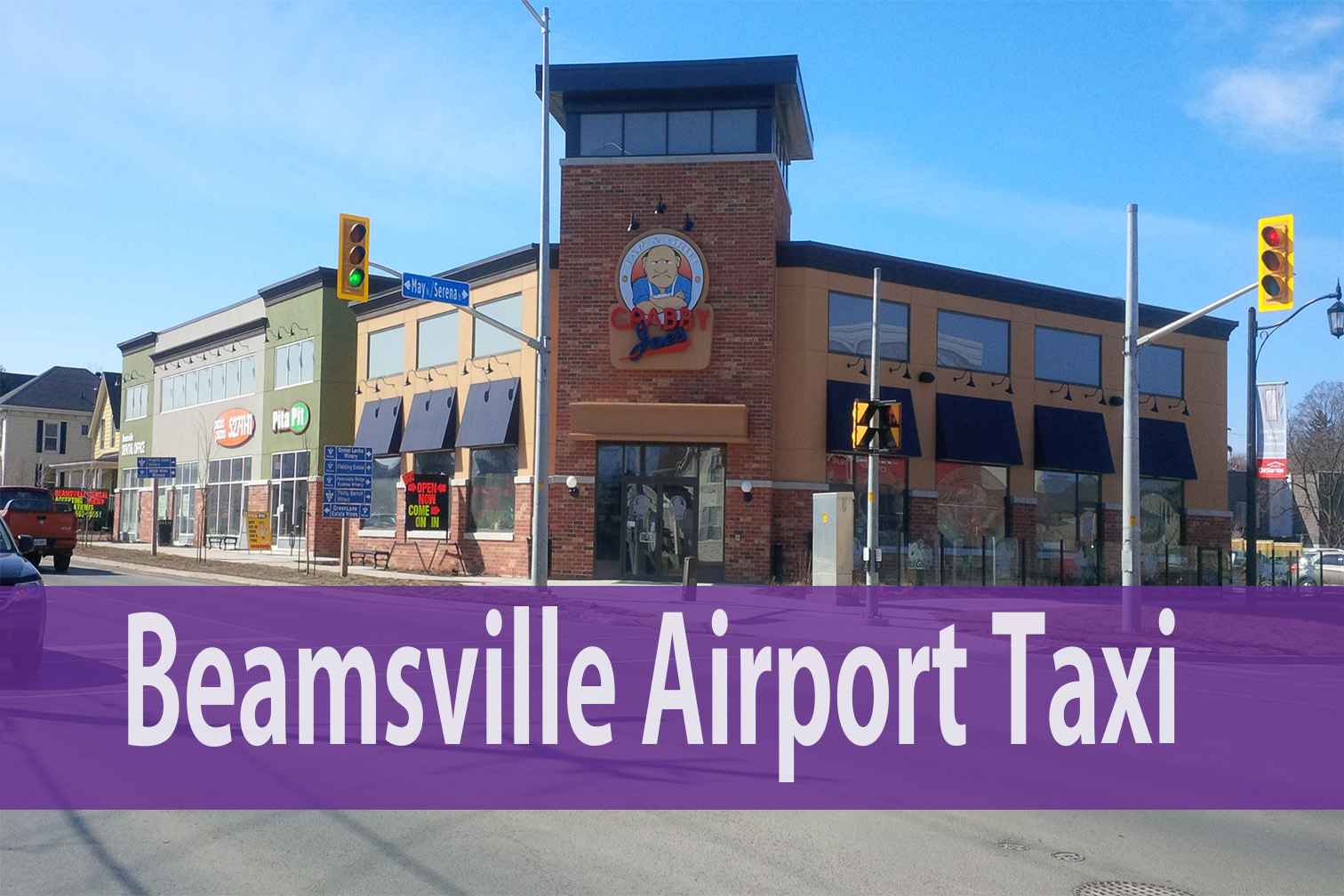 Beamsville Airport Taxi