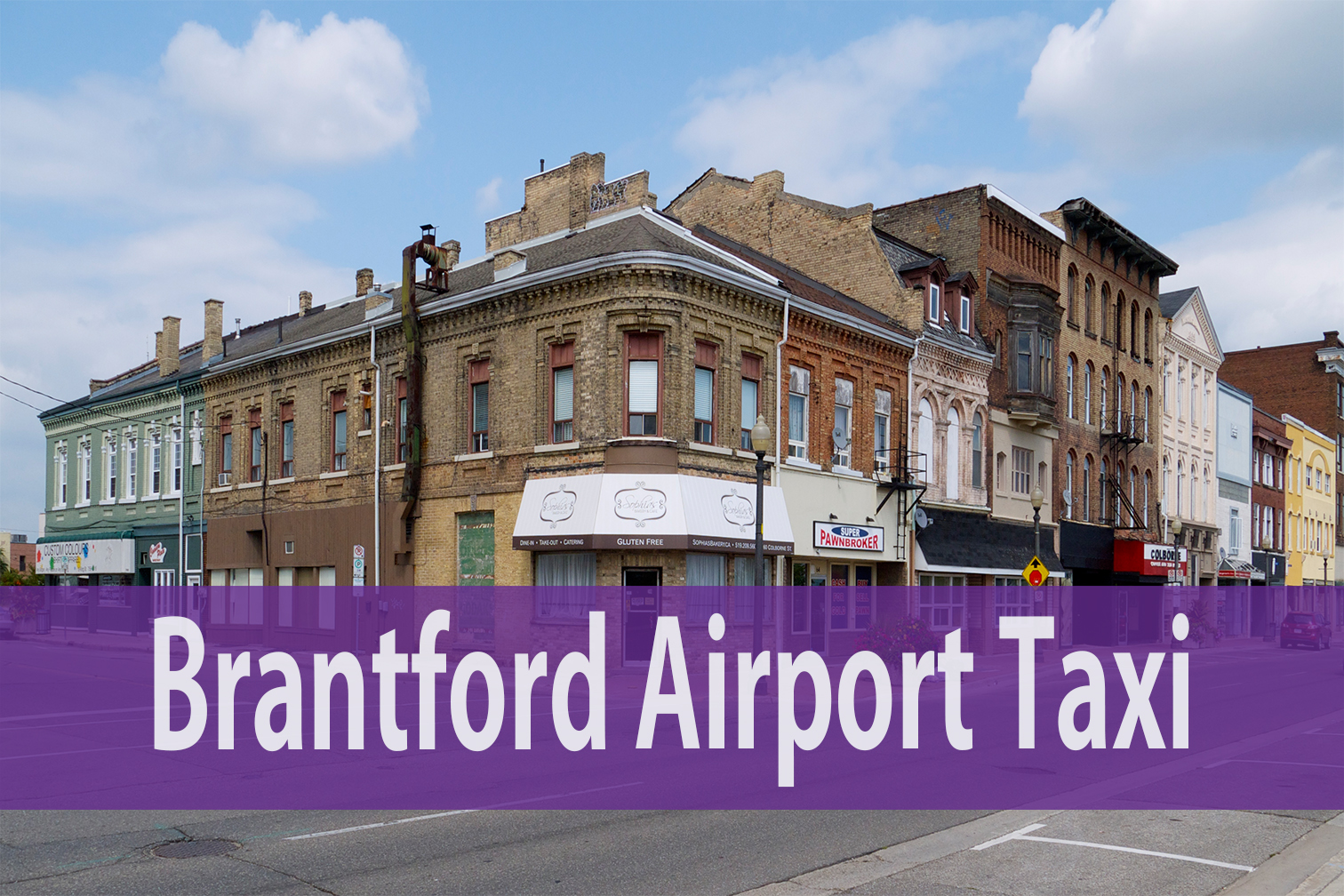 Brantford Airport Taxi