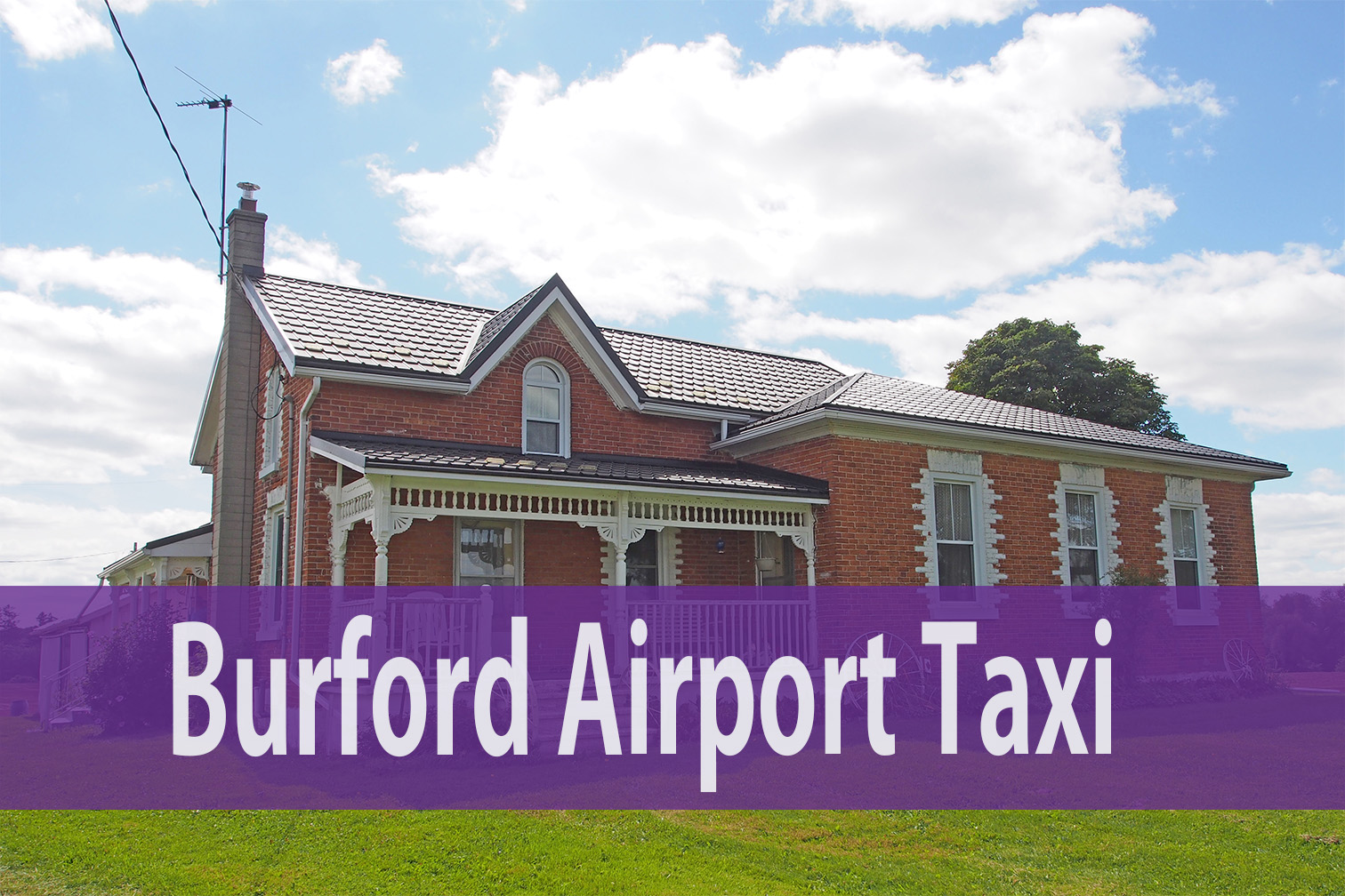 Burford Airport Taxi
