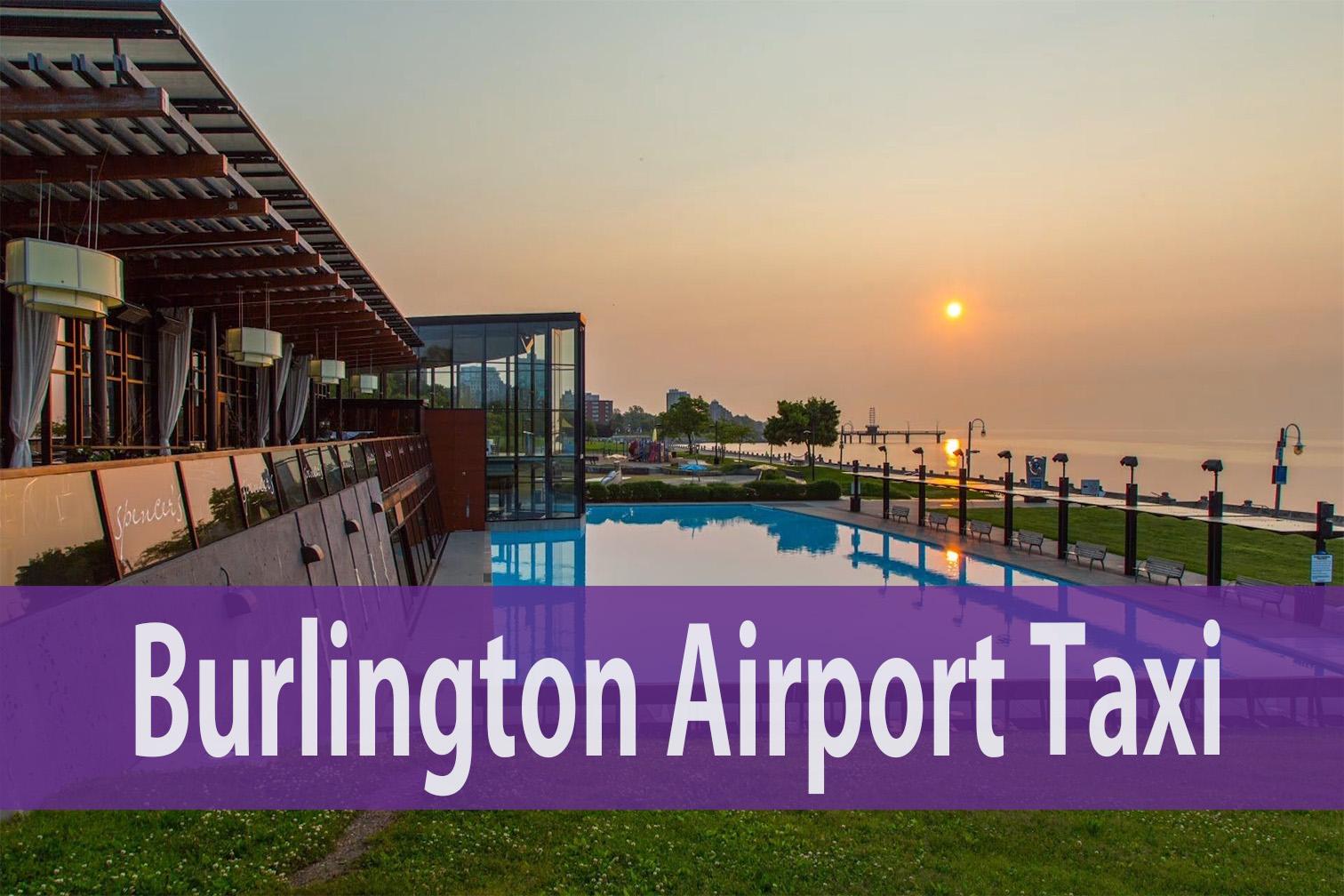 Burlington Airport Taxi