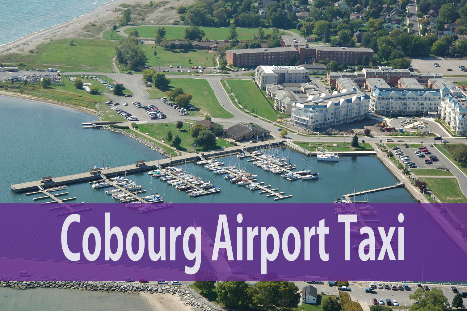 Cobourg Airport Taxi