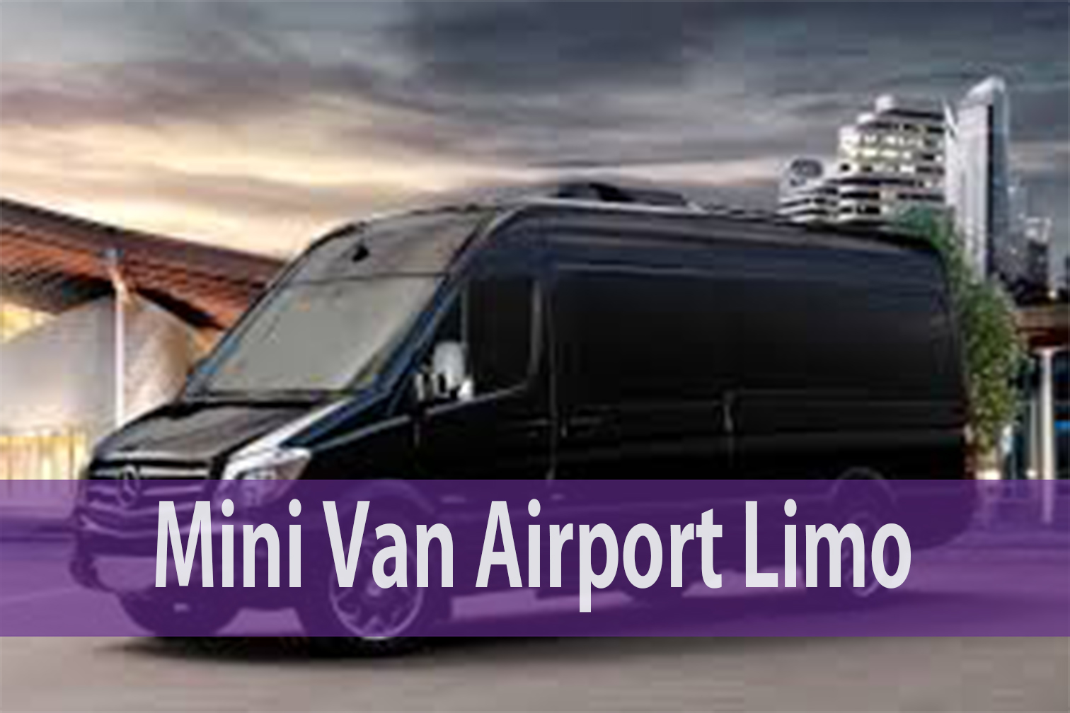 Mini Van Airport Limo